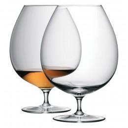 Набор из 2 бокалов для бренди Bar 900 мл