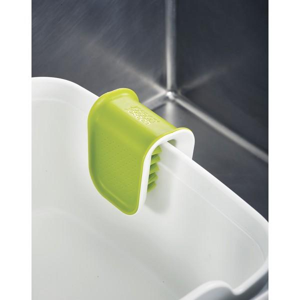 Щетка для столовых приборов и ножей BladeBrush зеленая