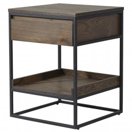 Столик Unique Furniture Rivoli 45х45 см