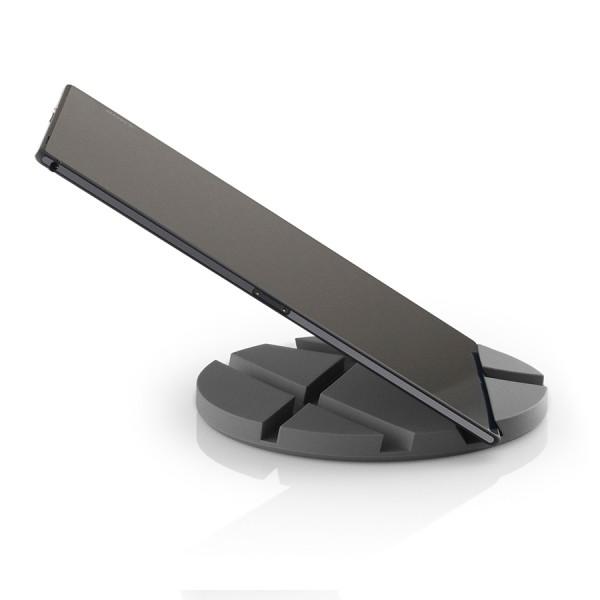 Подставка для посуды/планшета SmartMat серая