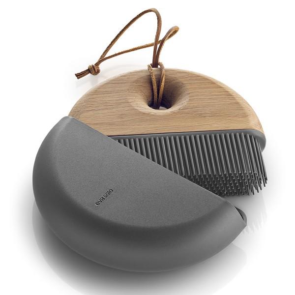 Щётка для пыли силиконовая в чехле Sweep