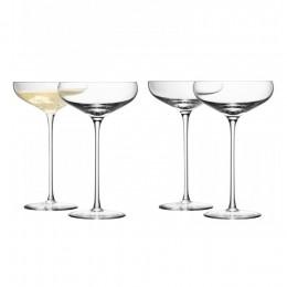Набор из 4 бокалов-креманок LSA International Wine 300 мл