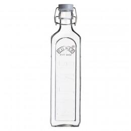 Бутылка Clip Top с мерными делениями 1 л
