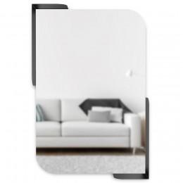 Зеркало Alcove 52 x 77 см черное