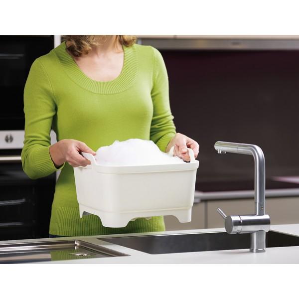 Контейнер для мытья посуды Wash&Drain™ серый