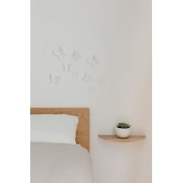 Декор для стен Mariposa белый