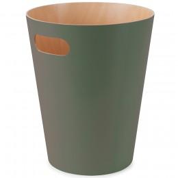 Мусорный контейнер Woodrow зелёная