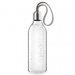 Бутылка плоская 0,5 л Taupe