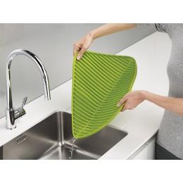 Коврик для сушки посуды Flume большой серый