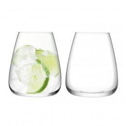 Набор из 2 бокалов для воды Wine Culture 590 мл