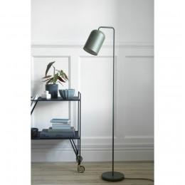 Лампа напольная Chill D14 см хром в глянце