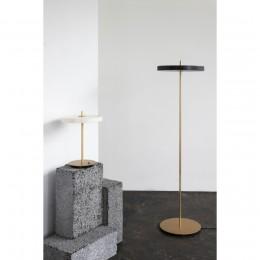 Светильник напольный Asteria Floor D43 см серый