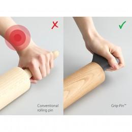 Скалка Grip Pin Grey
