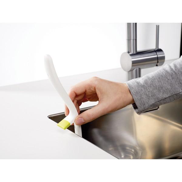 Щетка для мытья посуды Edge™ серая