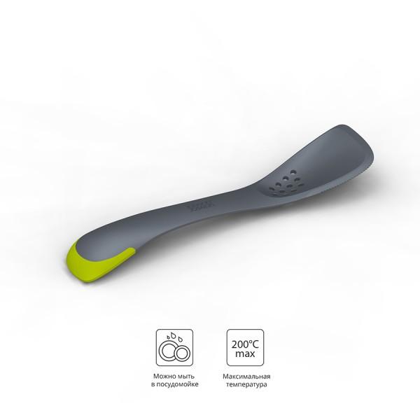 Ложка многофункциональная Uni-tool™ 5-в-1 серая