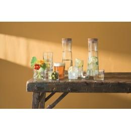 Набор из 4 стаканов для сока LSA Gio 320 мл