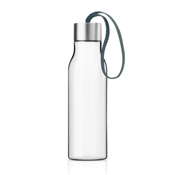 Бутылка 500 мл бирюзово-синяя