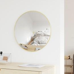 Зеркало сферическое Convexa 59 см латунь