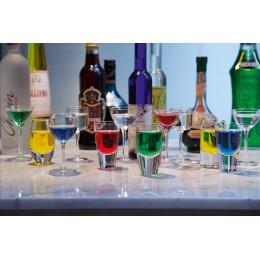 Набор из 4 стопок для водки LuLu 52-55 мл