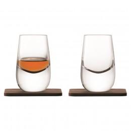 Набор из 2 шотов на подставках LSA Whisky 80 мл