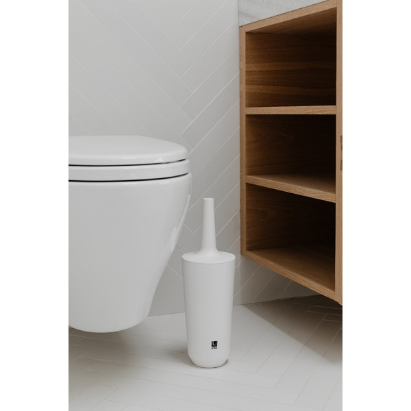 Ёршик туалетный Corsa белый