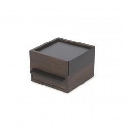 Шкатулка для украшений Stowit Mini черная