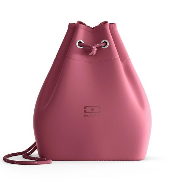 Сумка для ланча MB E-ZY темно-розовая