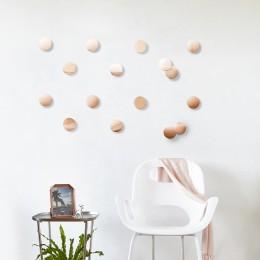 Декор для стен CONFETTI DOTS медь