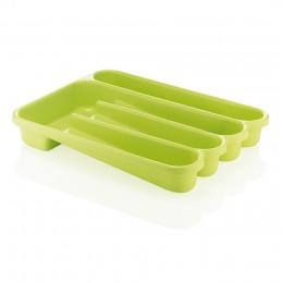 Органайзер для столовых приборов Forme Casa зелёный