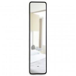 Зеркало Hub 157 х 37 см черное