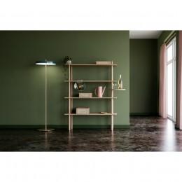Светильник напольный Asteria Floor D43 см зеленый