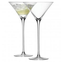 Набор из 2 бокалов для коктейлей LSA Bar 275 мл