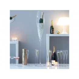 Набор из 4 бокалов-флейт LSA Wine 160 мл