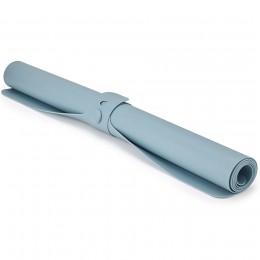 Коврик для теста с мерными делениями Roll-up™ голубой