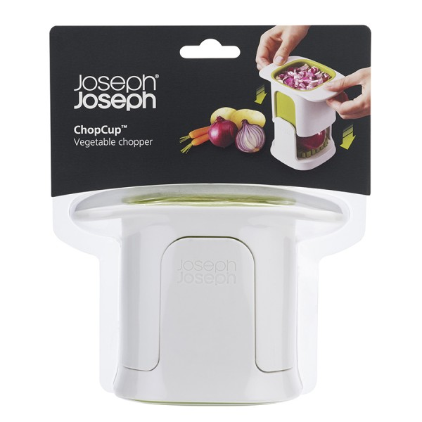 Пресс-измельчитель для овощей ChopCup белая