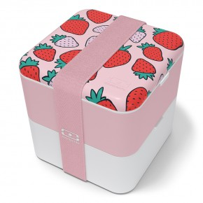 Ланч-бокс MB Square strawberry