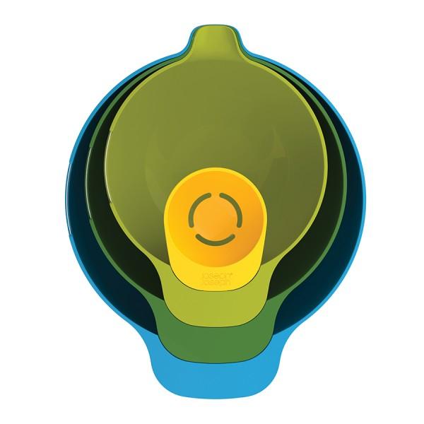 Набор мисок с отделителем белка Nest™