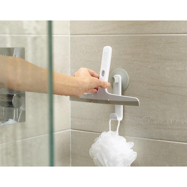 Сгон для воды с крючком EasyStore серый