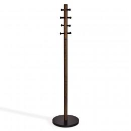 Вешалка напольная Pillar черная