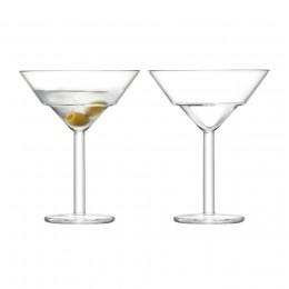 Набор их 2 бокалов для мартини LSA International Mixologist 230 мл