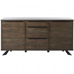 Комод Unique Furniture Arno 3 секции
