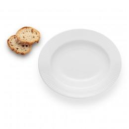Тарелка суповая овальная Legio Nova 21 см