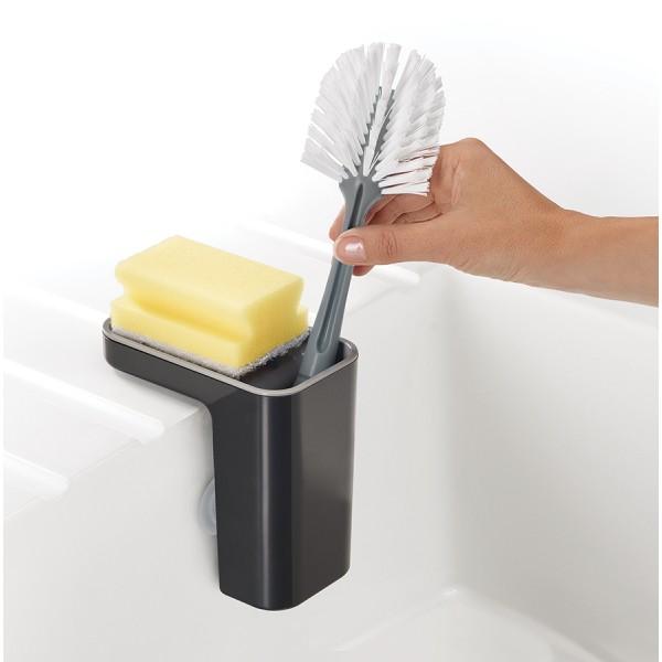 Органайзер для раковины Sink Pod серый