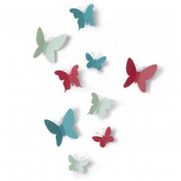 Декор для стен Mariposa разноцветный