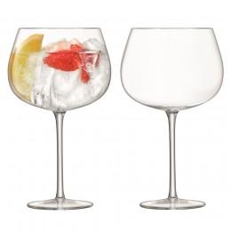 Набор из 2 круглых бокалов для коктейлей LSA Bar 710 мл
