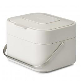 Контейнер для пищевых отходов Stack 4 белый