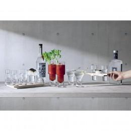 Набор сервировочный из стопки и подставки Vodka Solo