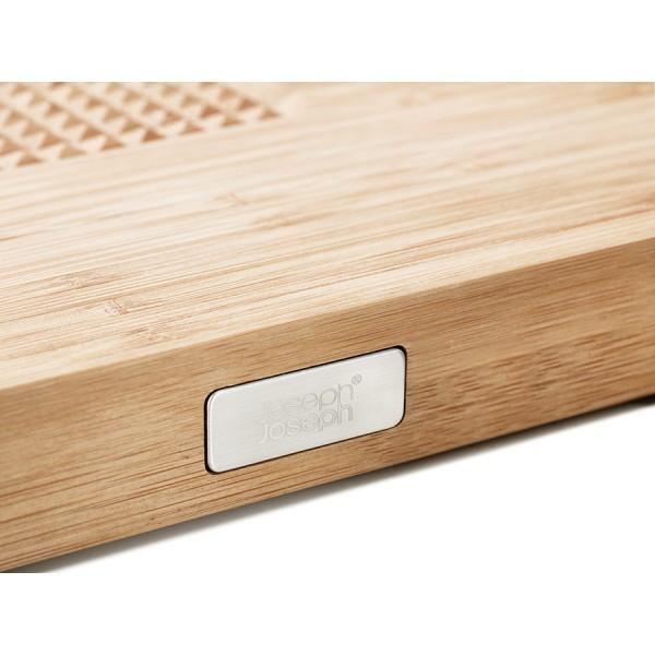Доска разделочная Cut&Carve™ бамбук