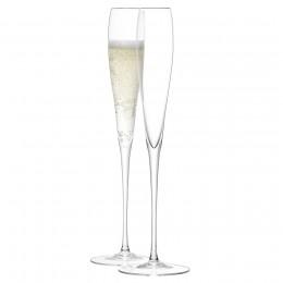 Набор из 2 высоких бокалов-флейт LSA Wine 100 мл