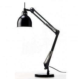 Лампа настольная Job черная матовая